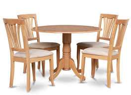 casual round wooden dinette sets orchidlagoon com