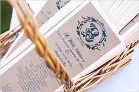 nautical wedding programs vintage nautical wedding ideas for 2013 elegantweddinginvites