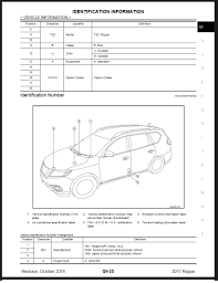 nissan rogue t32 2017 service u0026 repair manual u0026 wiring diagram