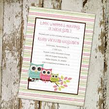 owl baby boy shower invitations photo owl baby shower invitations image