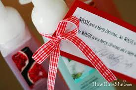 neighbor christmas gift idea 12 soap