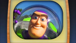 toy story buzz lightyear commercial enactment
