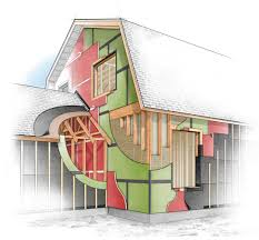 Fine Homebuilding Houses by My Latest Fine Homebuilding Illustrations John Hartman Illustration