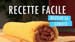 recette cuisine chignon réussir une génoise dorée et moelleuse recette facile vidéo