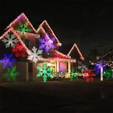 Projector Christmas Lights Christmas Wedding Party Decoration Led Projection Lights