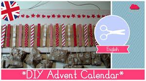 christmas crafts tutorial how to make a diy advent calendar with