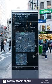 New York City Street Map by New York City Street Map Stock Photos U0026 New York City Street Map