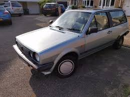 volkswagen hatchback 1990 vw polo breadvan mrk2 country limited edition 1990 in luton