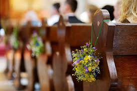 wedding pew decorations wedding flowers for pews in church pew decorations stadium