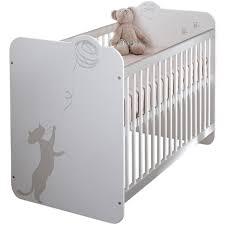 chambre bébé auchan lit bébé katy 60x120 lit bebe lits et idées cadeaux