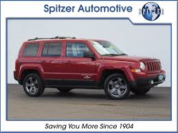 pre owned jeep patriot pre owned jeep patriot amherst oh