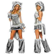 Toddler Wolf Halloween Costume Compare Prices Furry Girls Costume Shopping Buy