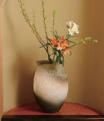 Japanese Flower Arranging Vases Wood Gallery Itsuki Rakuten Global Market Vase Vase Pottery