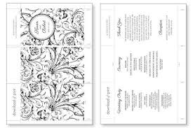 Diy Wedding Programs Templates 9 Best Images Of Free Printable Diy Wedding Programs Free