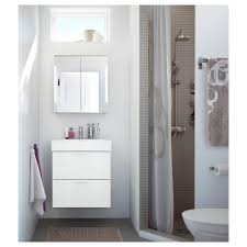 Ikea Bathroom Design Storjorm Mirror Cabinet W 2 Doors U0026 Light 23 5 8x5 1 2x37 3 4