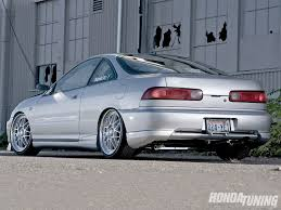 acura integra the clean jdm tuning style