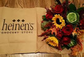 thanksgiving bouquet holidays with heinen s decorating your table a fresh take