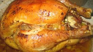 cuisiner un coq au four chapon cuisson basse température recette par cuisine