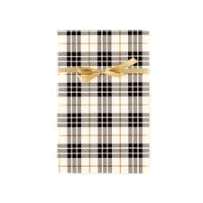 christmas plaid wrapping paper gold christmas plaid wrapping paper my mind s eye paper goods