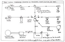 basic wiring diagramme choppers australia