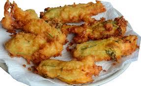 cuisiner fleurs de courgettes recette beignets de fleurs de courgette yan bosc yan bosc