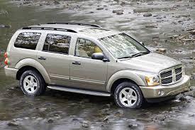 2004 dodge durango gas mileage 2004 dodge durango photos specs radka car s