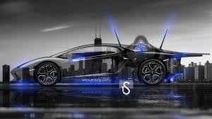 lamborghini purple and black f35 vs lamborghini aventador crystal city car 2014 el tony