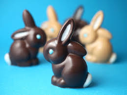 chocolate rabbits chocolate bunnies bakerella
