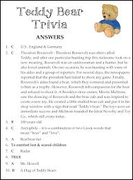 baby shower questions free teddy ready to print play