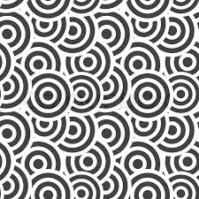 japanese pattern black and white japanese wave oriental seamless pattern asian style pattern with