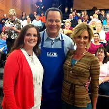 qvc hosts who married food informants a week in the life of david venable qvc host