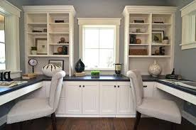 Home Office Cabinets Denver - home office for two people u2013 adammayfield co