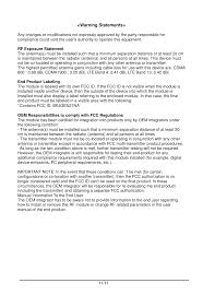 gen21na avn modem module users manual users manual lg electronics usa