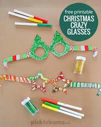 christmas glasses free printable christmas glasses picklebums