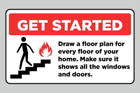 home fire safety plan fire drills at home how to plan one reader s digest