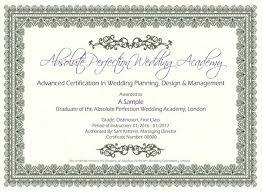 wedding planner certification wedding planning courses uk best planner groupon summer dress