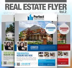 free real estate flyer templates 15 real estate flyer templates for marketing caigns