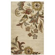 home decorators collection tara cream 9 ft x 12 ft area rug