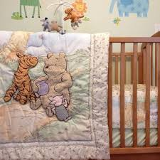 Winnie The Pooh Crib Bedding Baby Bedding Sets Gray Disney A Named Pooh Bedding Set Baby