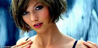 more pics of karlie kloss bob 18 of 18 short hairstyles short hair isn t sexy victoria s secret fans upset over karlie