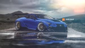 custom lexus lfa lexus lc500 by hugosilva on deviantart