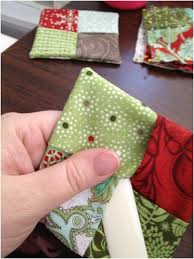 Mug Rug Designs Holiday Mug Rug Tutorial Quick And Cute Coasters Placemats