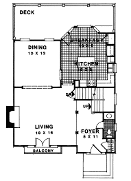 Tudor Mansion Floor Plans by Carey Narrow Lot Home Plan 013d 0084 House Plans And More