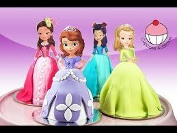 princess cupcakes sofia mini disney cakes