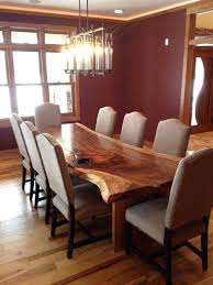Dining Table Modern Round Dining Table Wood Slab Dining Table Rustic Room Tables Modern