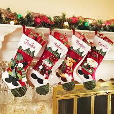 Diy Ideas Christmas Decorations Personalized Diy Christmas Stockings Ideas Stocking Ideas