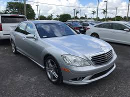 mercedes s550 for sale used used mercedes s class for sale in miami fl edmunds