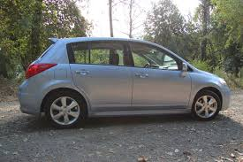 nissan tiida hatchback 2006 review 2011 nissan versa 1 8s the truth about cars