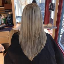 pictures of v shaped hairstyles long layered v shaped haircut for inviting best style for anyone