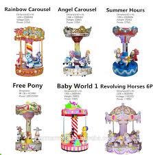newest plants vs carousel 3p carousel horses sale